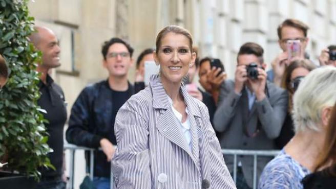 Céline Dion en una imagen de archivo.