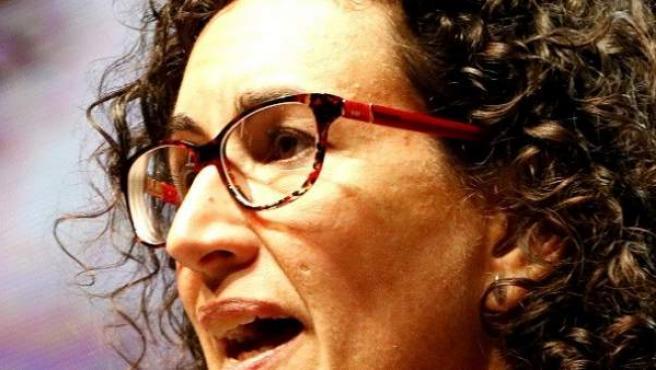 Marta Rovira en una imagen de archivo.