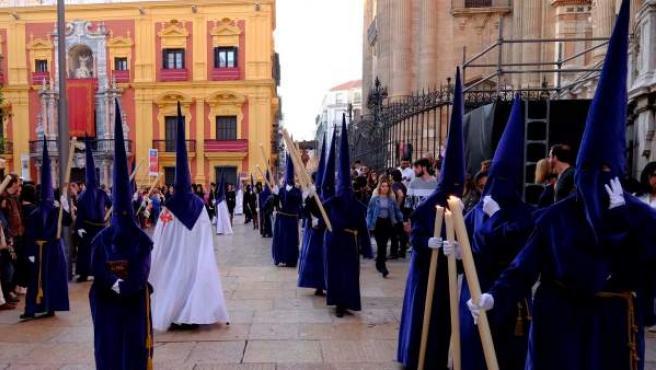 Semana Santa de Málaga.