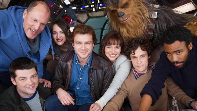 Ya sabemos cómo firmarán Phil Lord y Chris Miller el los créditos de 'Han Solo'