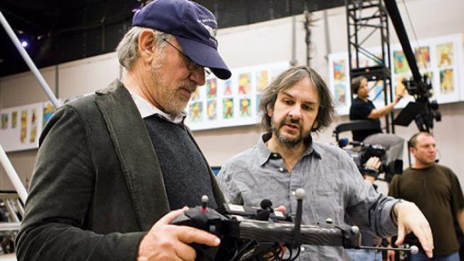 """Spielberg: """"¡Tintín no está muerto!"""""""