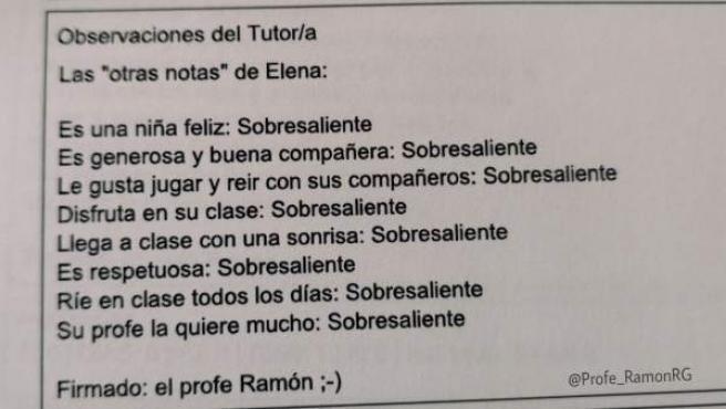 """Las """"otras"""" calificaciones del @Profe_RamonRG."""