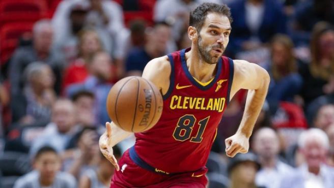 Calderón, de Cleveland.