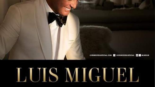 El cantante mexicano Luis Miguel.