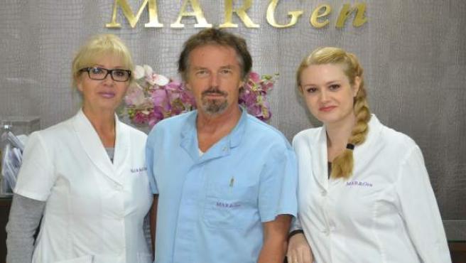 Equipo de la Clínica Margen