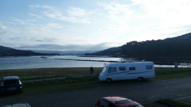 Autocaravana en Asturias
