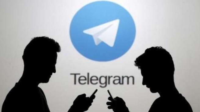 Telegram, el paraíso de la piratería.