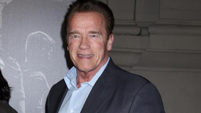 El actor Arnold Schwarzenegger en una imagen de archivo.