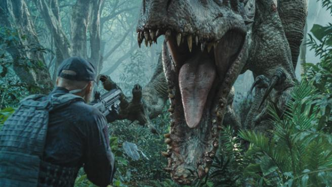 La tercera entrega de 'Jurassic World' ya tiene director