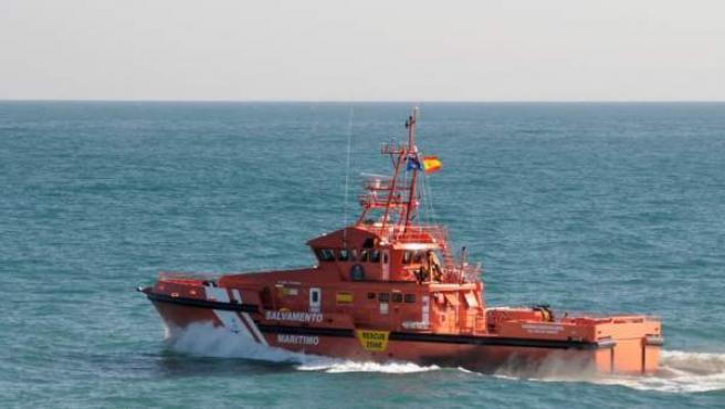 El Guardamar Concepción Arenal de Salvamento Marítimo.