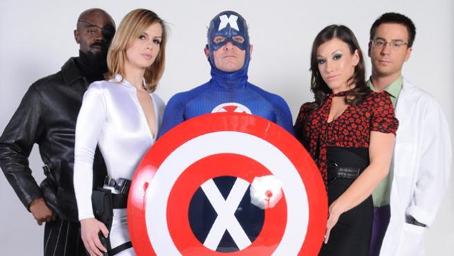 10 años de parodias porno de Marvel Studios