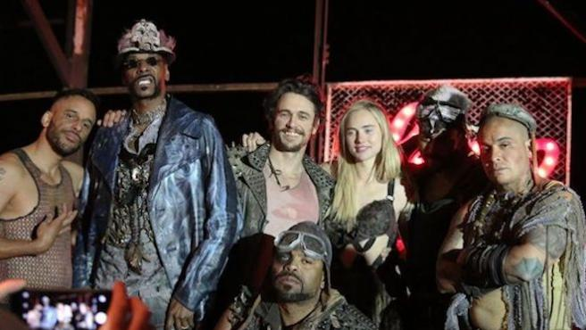 Tráiler de 'Future World': Lo nuevo de James Franco es un 'exploitation' cutre de 'Mad Max'