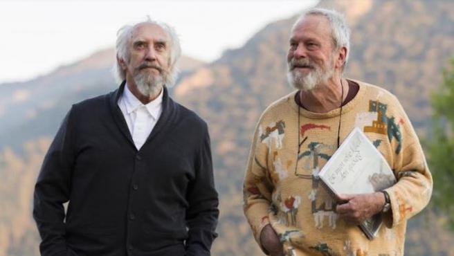 Peligra el estreno del 'Don Quijote' de Terry Gilliam