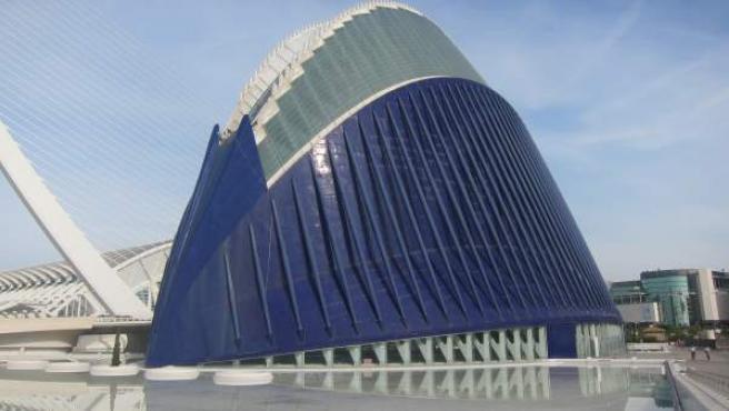 Àgora de la Ciutat de les Arts i les Ciències de València