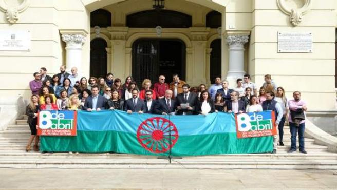 Día de la Comunidad Gitana Málaga
