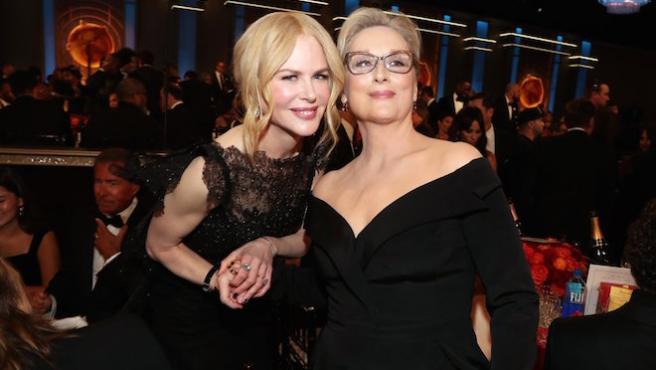 'Big Little Lies' 2T: Primer vistazo a Nicole Kidman y Meryl Streep