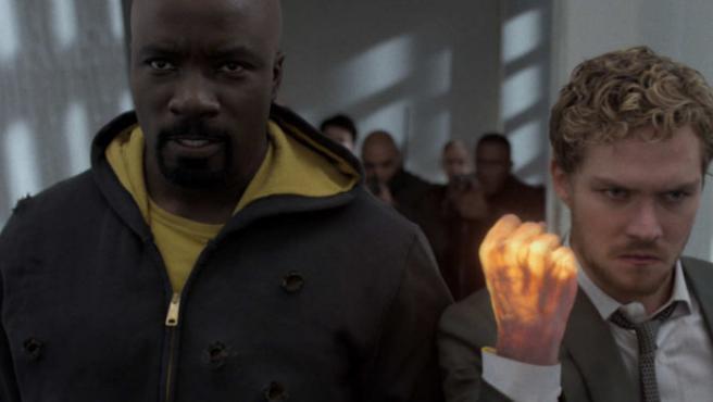 Marvel y Netflix podrían plantearse hacer 'Héroes de alquiler'