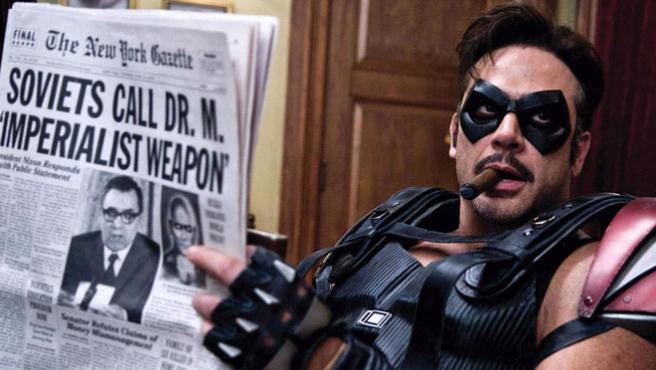 """Jeffrey Dean Morgan: """"'Watchmen' estaba adelantada a su tiempo"""""""