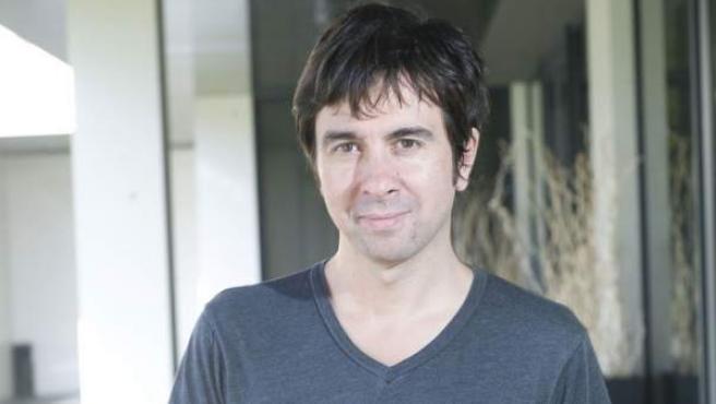 El director y guionista Eduardo Chapero-Jackson durante el Festival de Sitges.