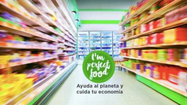 Supermercado on-line contra el desperdicio de alimentos.