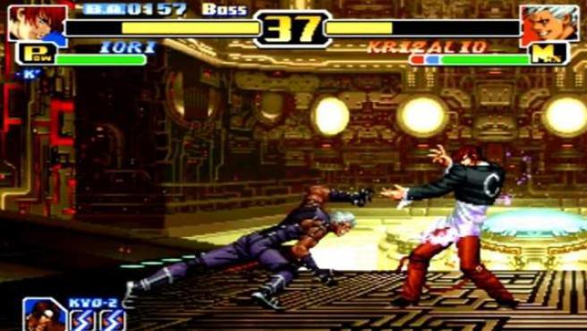 'The King of Fighters '99' es un clásico de los juegos de peleas.