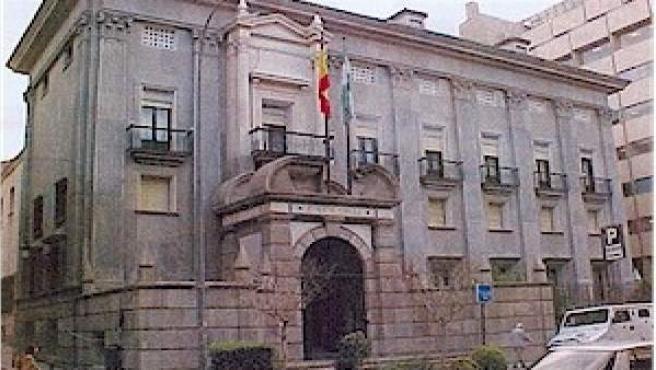 Sede de La Fiscalía Superior de Andalucía