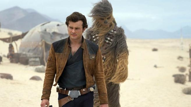 ¿Has visto el guiño de 'Han Solo' a 'Rogue One' en el tráiler?