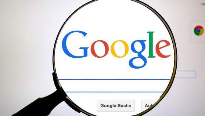 El buscador de Google.