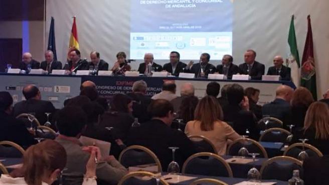 Congreso Derecho Mercantil en Antequera