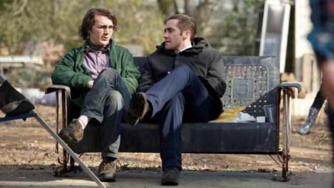 El actor Jake Gyllenhaal en una escena de la película 'Wildlife'.