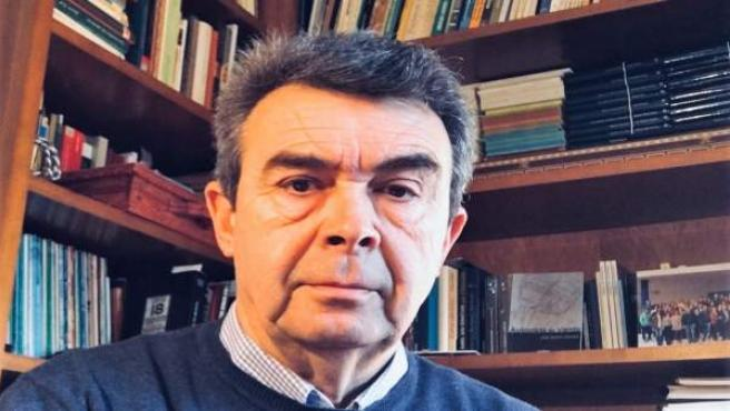 El escritor José Martín.