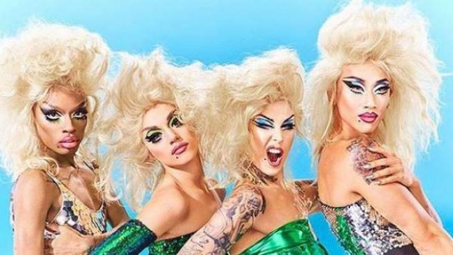 La línea de cosméticos de la tatuadora Kat Von D triunfa entre los amantes del maquillaje.