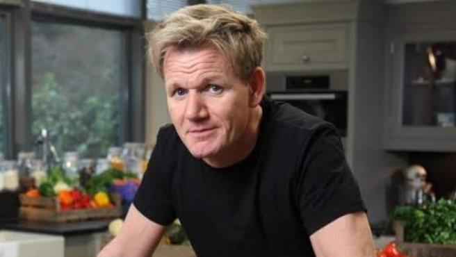 El chef Gordon Ramsay.