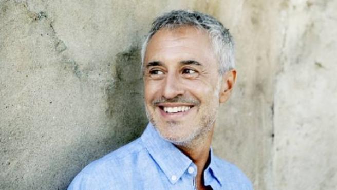 El cantante Sergio Dalma
