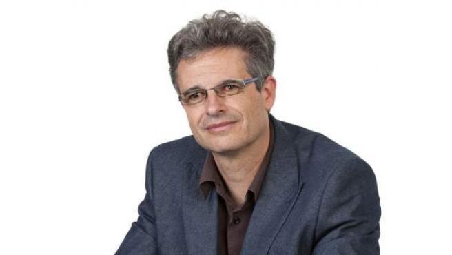 Mario Rodríguez, director de Greenpeace España.