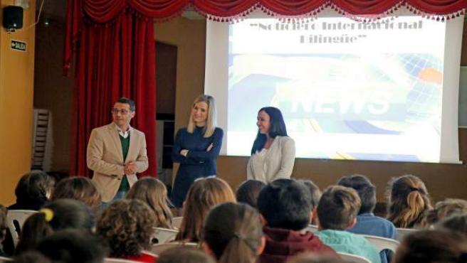 Nota Educación Noticiario Internacional Bilingúe Mijas