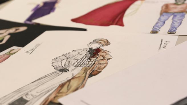 Aprende a dar vida a los personajes a través del Diseño de Vestuario
