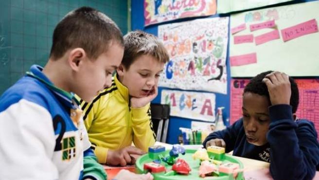 La tasa de desigualdad que registra la Comunidad afecta especialmente a los menores.