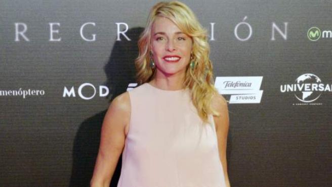 La actriz Belén Rueda.