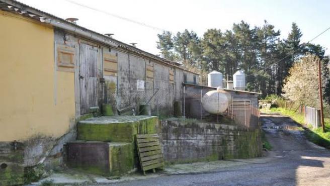 Granja en Sarria (Lugo) en la que se detectan casos de explotación laboral