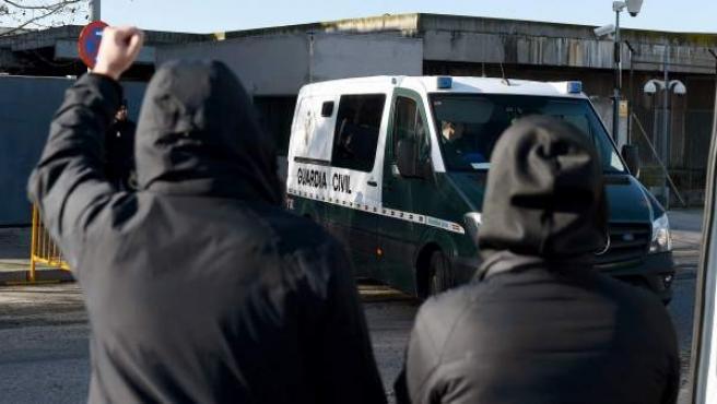 El juicio por la agresión a dos guardias civiles y sus parejas en Alsasua (Navarra) empieza en la Audiencia Nacional.