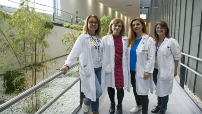 Enfermeras del HUCA ganan un premio nacional