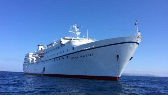 El crucero Ocean Majesty