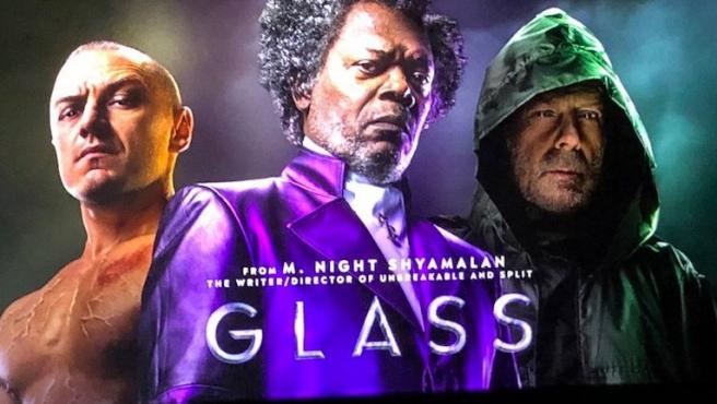 M. Night Shyamalan presenta el primer tráiler de 'Glass'