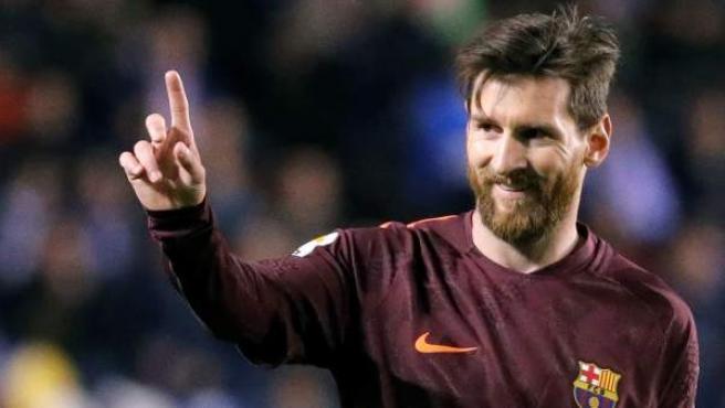 Leo Messi, segundo mejor pagado del mundo, por detrás de Mayweather.