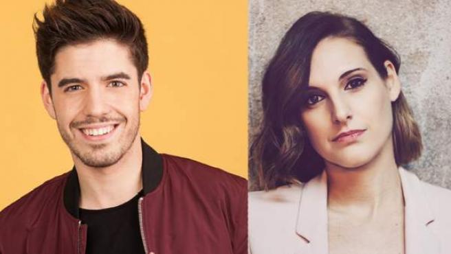 Roi, Conchita y Miriam, parte del jurado de Eurovisión.