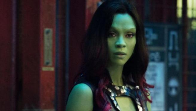 ¿Ha hecho Zoe Saldana un gran spoiler de 'Vengadores 4'?