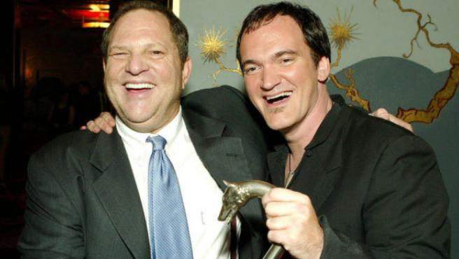"""Tarantino intenta parar la venta de The Weinstein Company: """"Me deben muchos millones"""""""