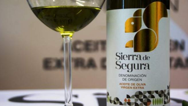 Aceite de oliva de la Denominación de Origen Sierra de Segura.