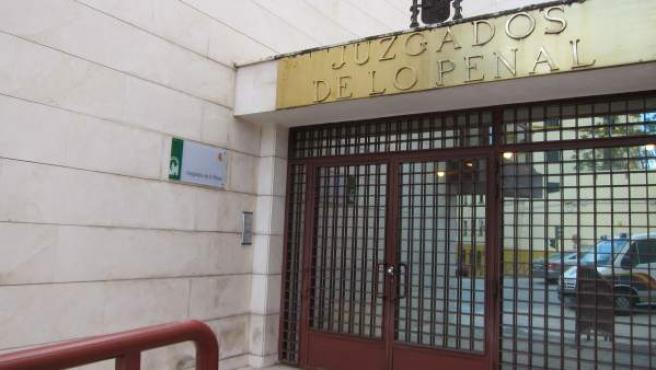 Juzgados De Lo Penal De Jaén